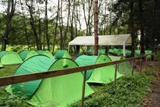 Tenten bivak Welzijn Nederland